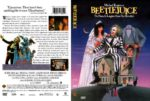 Beetlejuice (1988) R1 DVD Cover