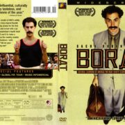 Borat (2006) R1 DVD Cover