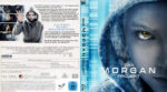 Das Morgan Project (2016) R2 German Custom Blu-Ray Cover & Label