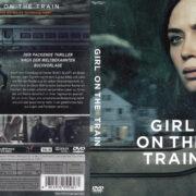 Girl on the Train (2016) R2 German Custom V2 Cover & Labels