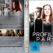 Profiling Paris Staffel 6 (2015) R2 German Custom Cover & labels