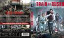 Train to Busan (2016) R2 German Custom Blu-Ray Cover & Label