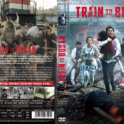Train to Busan (2016) R2 German Custom Cover & Label