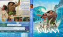 Vaiana - Das Paradies hat einen Haken (2016) R2 German Custom Cover & Labels