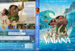 Vaiana – Das Paradies hat einen Haken (2016) R2 German Custom Cover & Labels