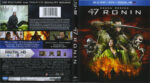 47 Ronin (2013) R1 Blu-Ray Cover & Labels