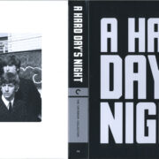 A Hard Day's Night (1964) R1 Blu-Ray Cover & labels