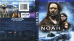 Noah (2014) R1 Blu-Ray Cover & Labels