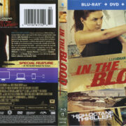 In The Blood (2014) R1 Blu-Ray Cover & labels