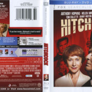 Hitchcock (2012) R1 Blu-Ray Cover & Labels