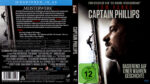Captain Phillips (2013) R2 German Blu-Ray Cover & Label