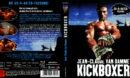 Kickboxer (1989) R2 German Blu-Ray Cover & Label