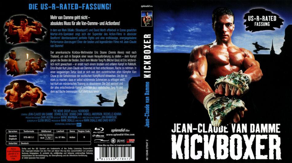 kickboxer retaliation deutsch