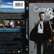 Casino Royale Collector's Edition (2006) R1 DVD Cover