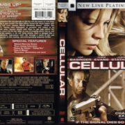 Cellular (2004) R1 DVD Cover