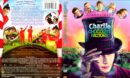 Charlie & The Chocolate Factory (2005) R1 DVD Cover