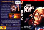 Child's Play (1988) R1 DVD Cover