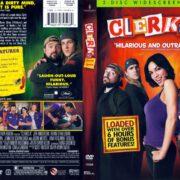 Clerks II (2006) R1 DVD Cover