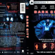 Dark City (1998) R1 DVD Cover