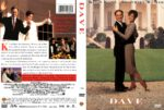 Dave (1993) R1 DVD Cover