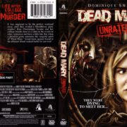 Dead Mary Unrated (2007) R1 DVD Cover