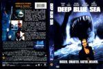 Deep Blue Sea (1999) R1 DVD Cover