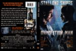 Demolition Man (1993) R1 DVD Cover