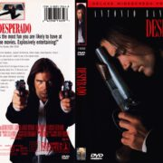 Desperado (1995) R1 DVD Cover