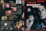 Desperate Measures (1998) R1 DVD Cover