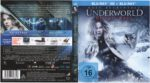 Underworld Blood Wars (2017) R2 German Blu-Ray Cover