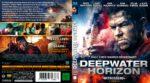 Deepwater Horizon (2016) R2 German Custom Blu-Ray Cover