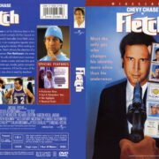 Fletch (1985) R1 DVD Cover