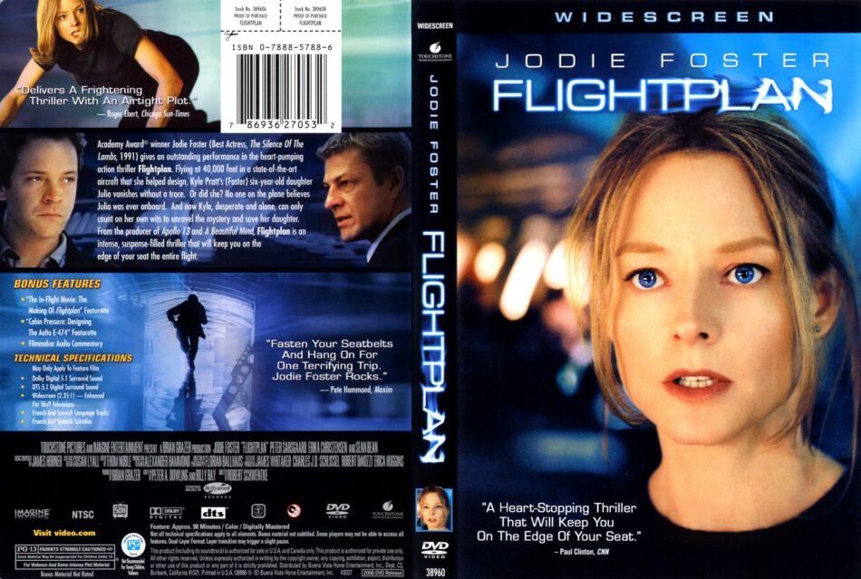 Flightplan Dvd Cover 2006 R1