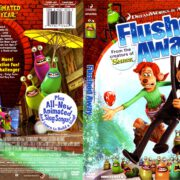 Flushed Away (2007) R1 DVD Cover