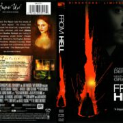 From Hell Director's Edition (2001) R1 DVD Cover