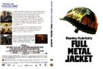 Full Metal Jacket (1987) R1 Custom DVD Cover