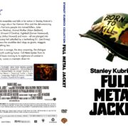 Full Metal Jacket (1987) R1 Custom DVD Cover