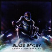 Blaze Bayley – Endure And Survive (2017) CD Cover