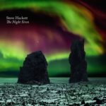 Steve Hackett – The Night Siren (2017) CD Cover