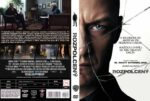Split (2017) R2 Custom DVD Czech Cover