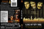 Gangs of New York (2002) R1 DVD Cover