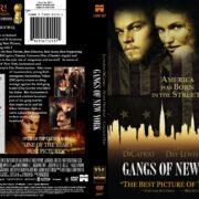 Gangs of New York (2002) R1 DVD Cover