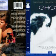 Ghost (1990) R1 DVD Cover