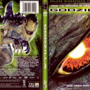 Godzilla (1998) R1 DVD Cover