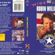 Good Morning, Vietnam (1988) R1 DVD Cover