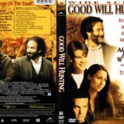 Good Will Hunting (1997) R1 DVD Cover