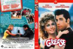 Grease (1978) R1 DVD Cover