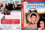 Groundhog Day (1993) R1 DVD Cover