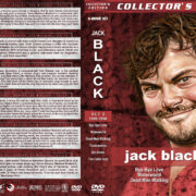 Jack Black Film Collection – Set 2 (1995-1996) R1 Custom Covers