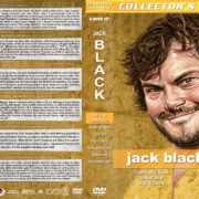 Jack Black Film Collection - Set 4 (1999-2002) R1 Custom Covers